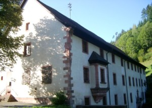 Bild von Klosterkirche Wittichen Außenansicht
