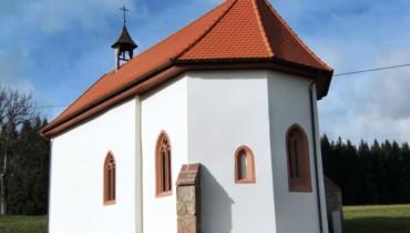Bild von der Rossbergkapelle