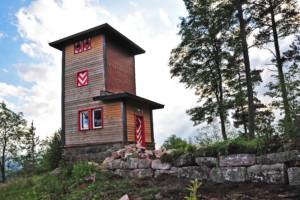 Bild vom Teisenkopfturm Schenkenzell