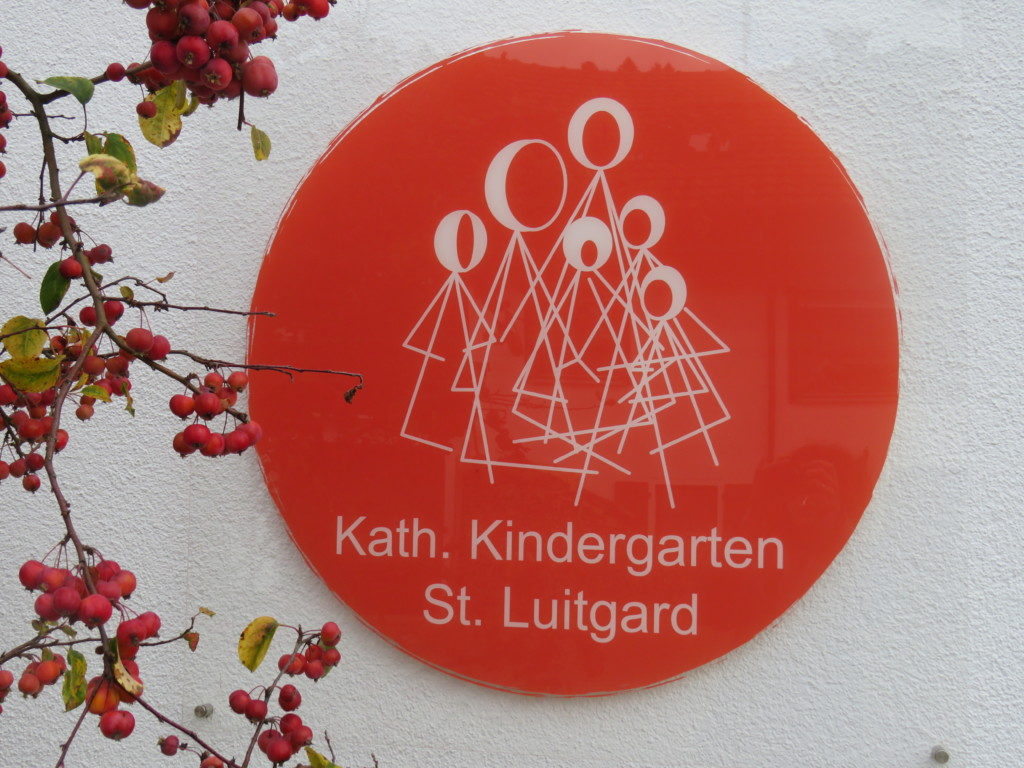 Bild von Logo Kindergarten