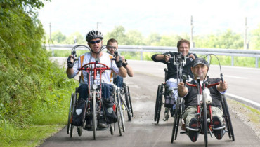 Bild von Radfahrer