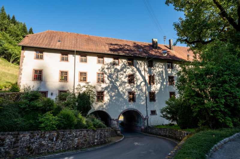 Bild von Kloster Wittichen Außenansicht