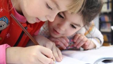 Bild von Schulkindern