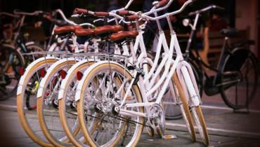 Bild von Fahrrädern