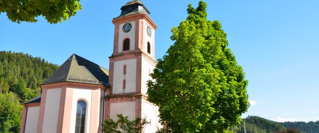 Bild von katholischer Kirche St. Ulrich in Schenkenzell
